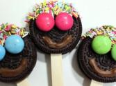 How To Make Oreo Cookie Pops