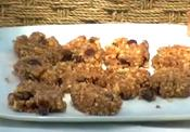 Organic And Raw Chocolate Chip Cookies