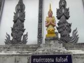 Our Neighborhood In Chiang Mai, Thailand | A Tour Of Some Thai Buddhist Temples, Thai Homes And Dogs