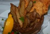 Gluten Free Oven Baked Fish And Chips