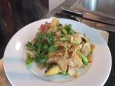 Pad Kee Mao (drunken Noodles) - Hot Thai Kitchen