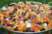 Paella Valenciana