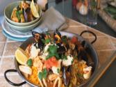 Celebrity Chef John Torode's Quick Seafood Paella Recipe