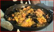 Paella With Leftovers