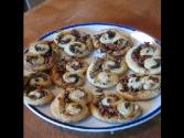 Potato Nests With Savory Shavings
