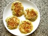 Pan-fried Corn Cakes