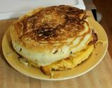 Blackguard's Pan-omelet-cake