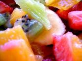 Papaya Fruit Plate