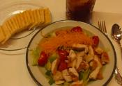 Parkette-style Easy Grilled Chicken Salad
