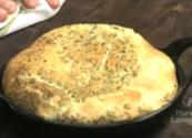 Delicious Parmesan Chive Egg Souffle