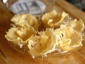 Parmesan Crisps - Homemade Crackers