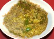 Parsley And Pepper Rice
