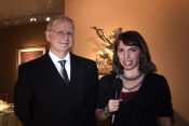 Chris Phelan On Nine Rivers Gala Event