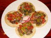 Part 1 - Carne Asada Tacos With Cactus (nopales) Salad And Watermelon Mojito (cooking With Carolyn)