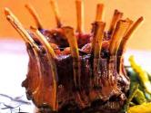 Party Crown Roast Of Pork With Apple Stuffing