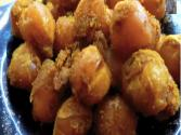 Super Bowl - Party Roasted Chickpeas Salty And Spicy