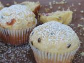 Passion Fruit And Berry Muffins