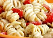 Valentine&#039;s Day Fusilli Pasta Dinner