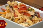 Tossed Pasta Salad 