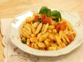 Pasta With Bottarga And Tomatoes