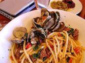 Pasta With Red Clam