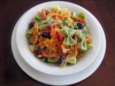Tri-color Pasta Salad With Poppy Seed Dressing