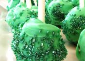 St. Patty's Day Cake Pops