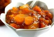 Cinnamon Peach Preserves