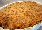 Peach Crisp