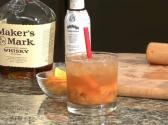 Old Fashioned Peach Cocktail