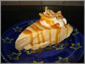 Peanut Brittle Ice Cream Pie