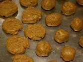 Paul's Peanut Butter Cookies