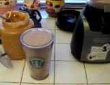 Peanut Butter High Protein Shake