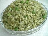 Yummy Green Peas Mint Pulao