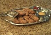 Baked Breaded Chicken Tenderloins