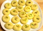 Indian Peda Sweets