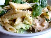 Penne Pasta With Chicken And Broccoli