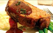 Meatloaf With Tomato Glaze