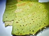 Pesarattu (green Moong Dosa)