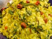 Phodnicha Bhat - Maharashtrian Fried Rice