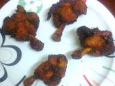Homemade Chicken Lollipop