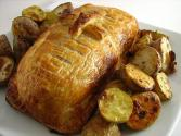 Beef Wellington Puffs