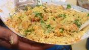 Corn And Potato Bhel