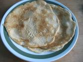 White Flour Blini