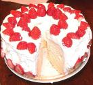 Dressed-up Chiffon Cake