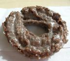 Chocolate Raised Doughnuts