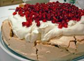 Christmas Pavlova