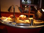 Thanksgiving Day Buffet Menu By Vibs