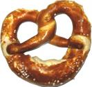 Crescent-easy Pretzels