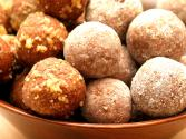 Rum Balls With Vanilla Wafers